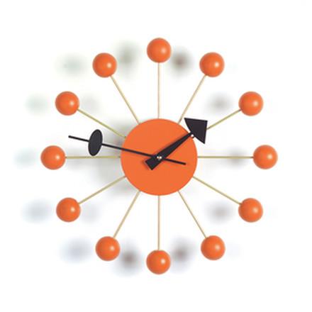 Vitra Ball Clock Orange