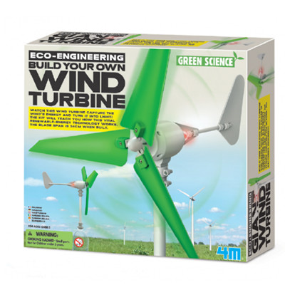 4M Eco-Engineering, Build Your Own Wind Turbine