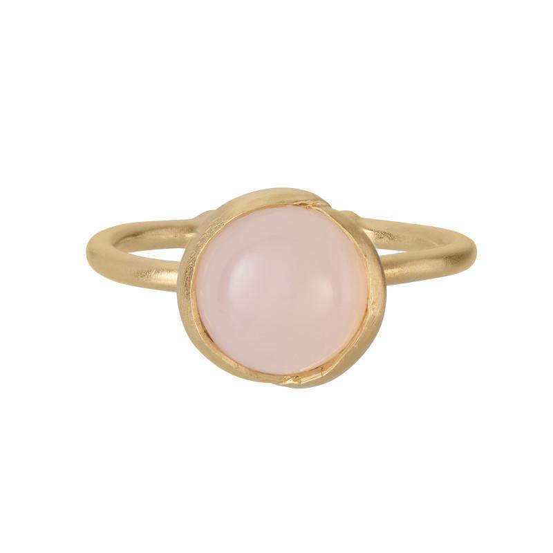 Pernille Corydon Aura Ring Rose Forgyldt