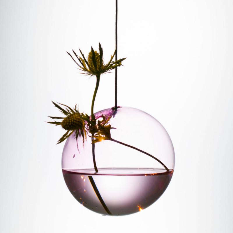 About Form And Function Hænge Boble Vase Rosa 11 cm