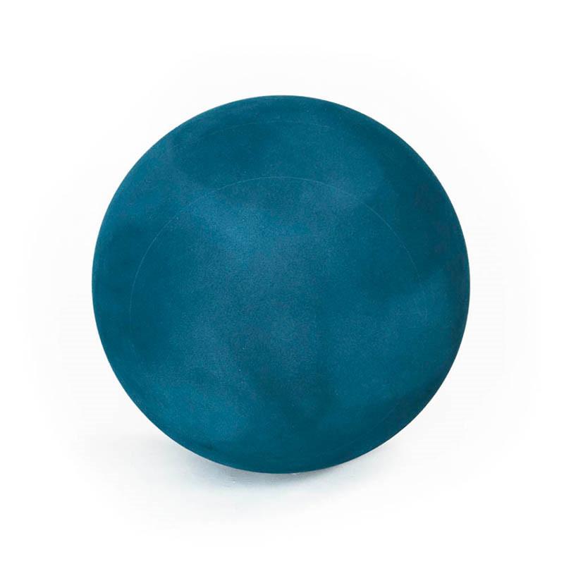 Bobles Bold 23cm, blå marmor