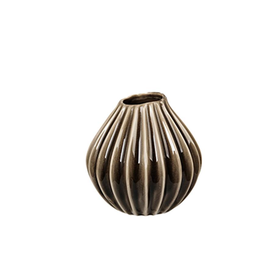 Broste Copenhagen Vase Wide Small Fungi