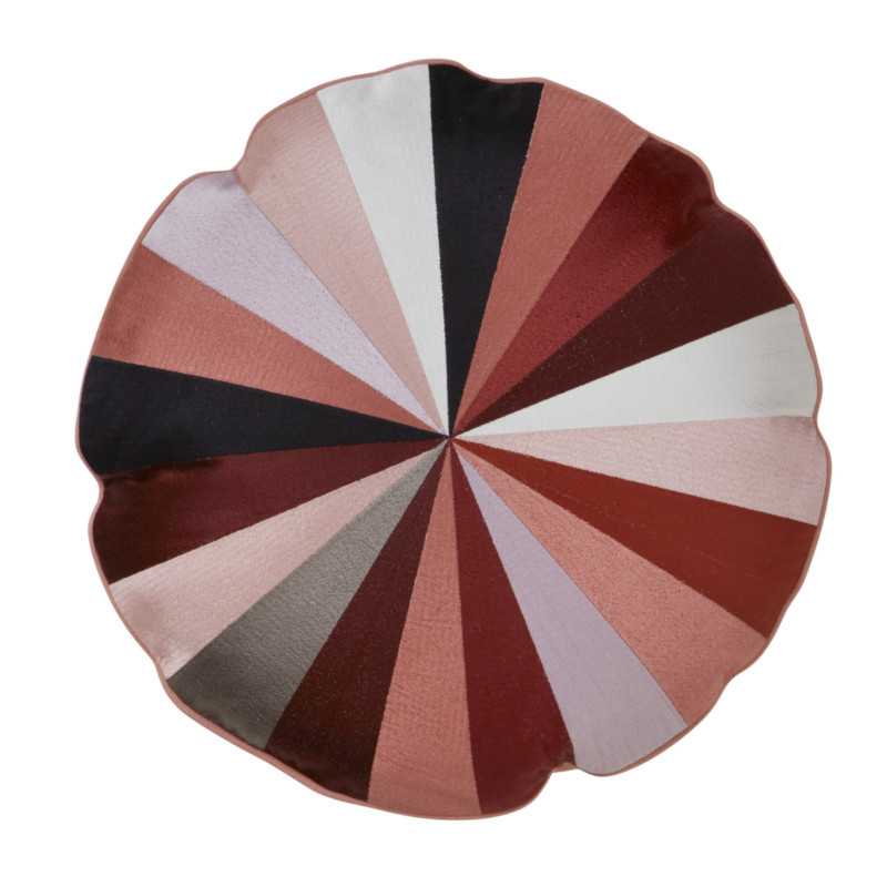 Bungalow Circus Broderet Pude Blush