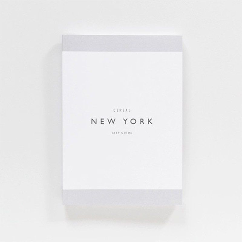 Cereal City Guide New York