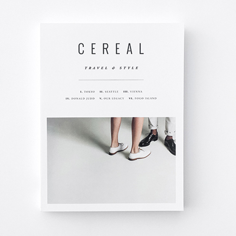 Cereal Magasin Volume 11