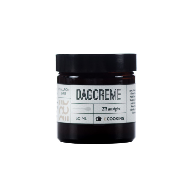 Ecooking Dagcreme 50 ml