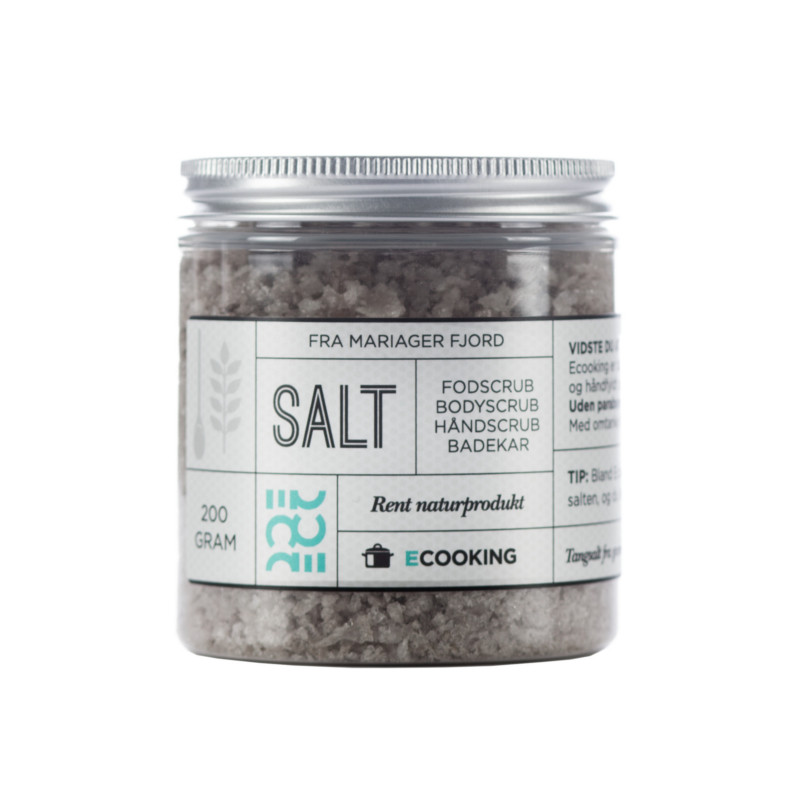 Ecooking Salt 200 gr