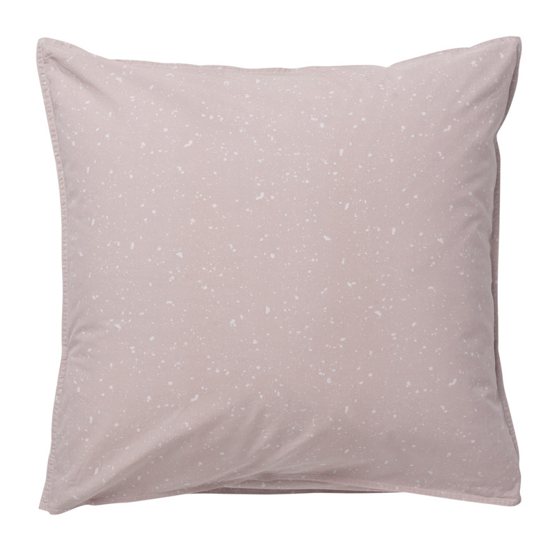 Ferm Living Pudebetræk Hush Milkyway Rose 63x60