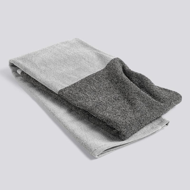 HAY Compose Håndklæde Grå
