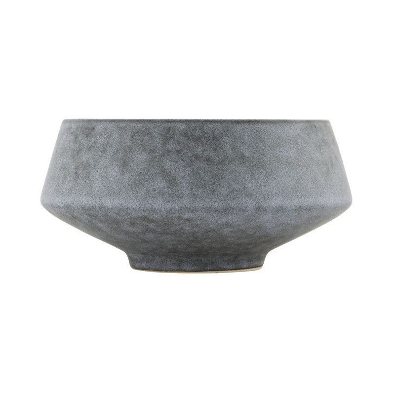 House Doctor Grey Stone Skål , 18 cm