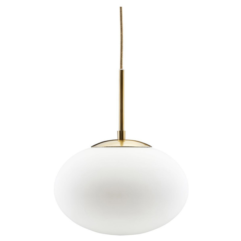 house doctor opal pendel h35 hvid hurtig levering. Black Bedroom Furniture Sets. Home Design Ideas