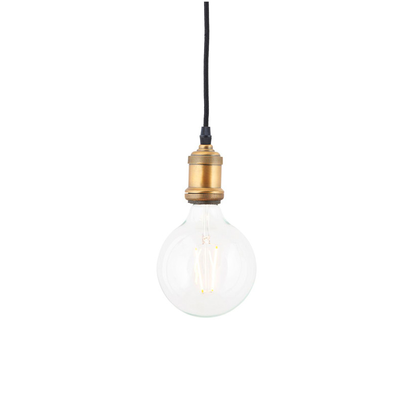 House Doctor Clear Decoration LED Pære 175x125mm