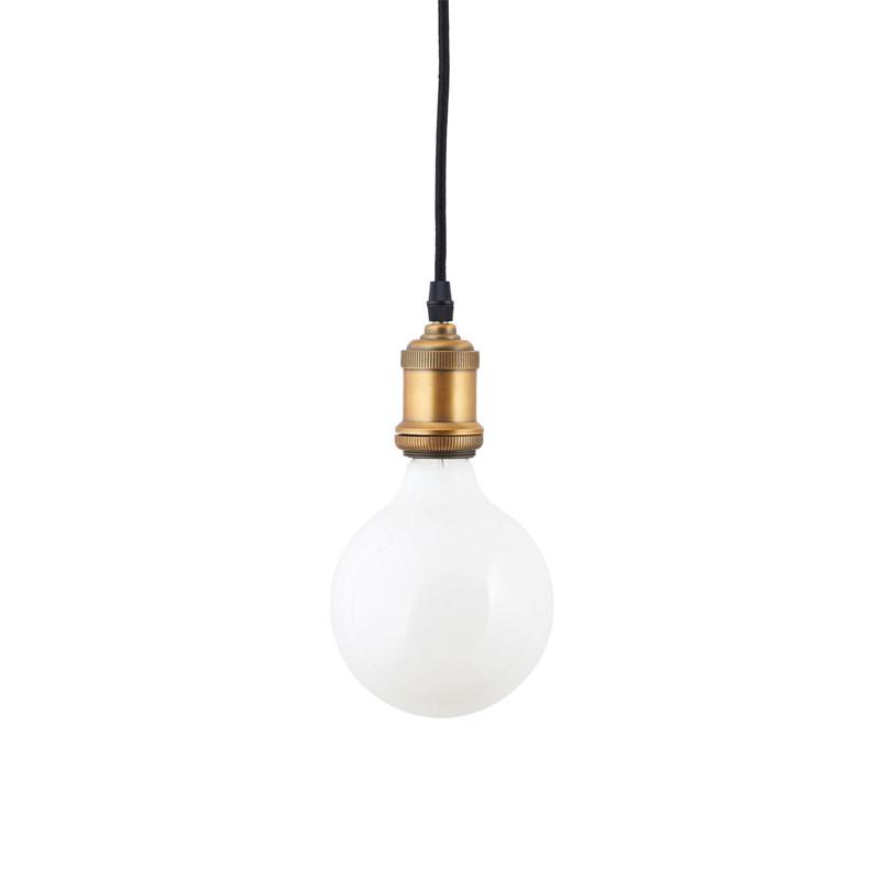 House Doctor White Decoration LED Pære 175x125mm