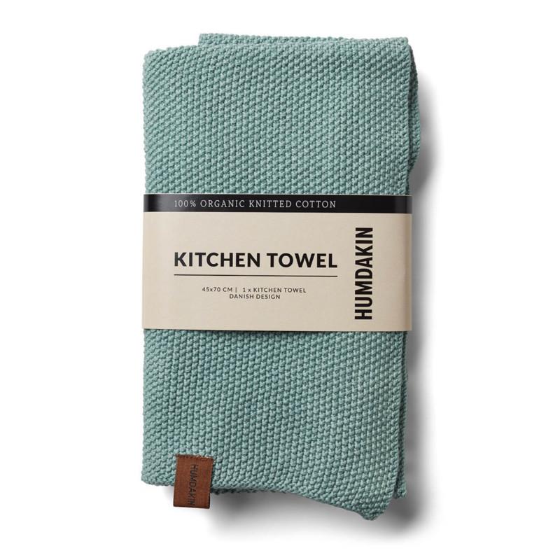 Humdakin Køkkenhåndklæde Dusty Green