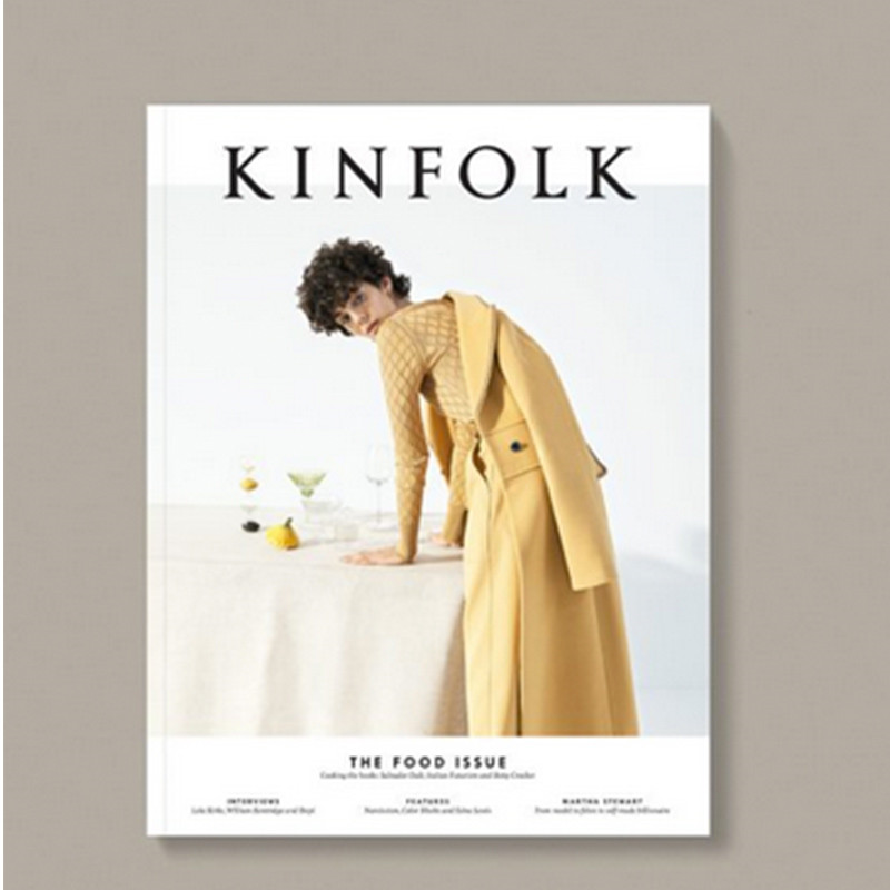 Kinfolk The Food Issue