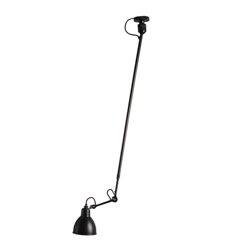 Lampe Gras No. 302L Loftlampe Sort Large