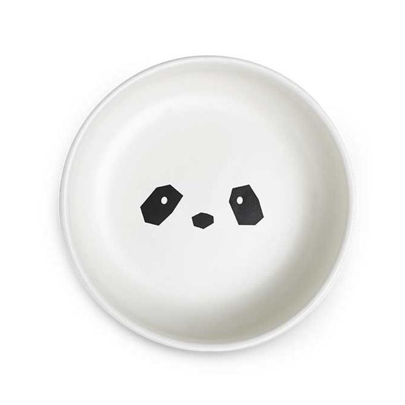 Liewood Norman Bowl Panda Creme de la creme