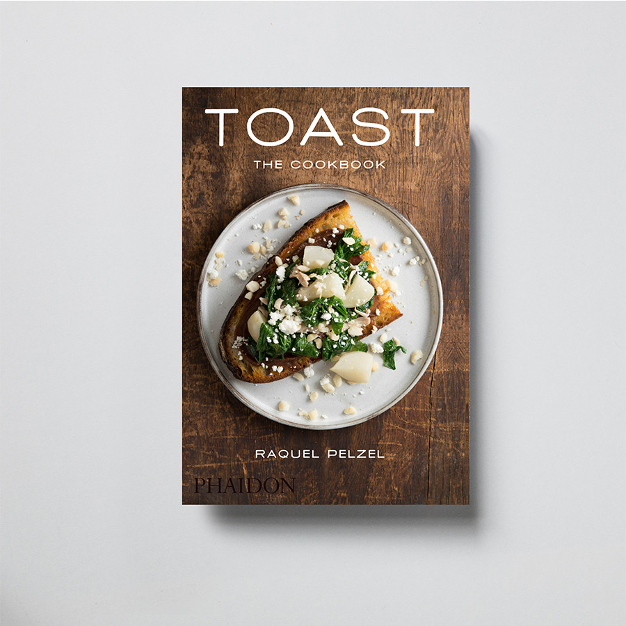 New Mags TOAST - The Cookbook
