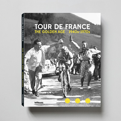 New Mags Tour de France - The Golden Age 1940s-1970s Bog