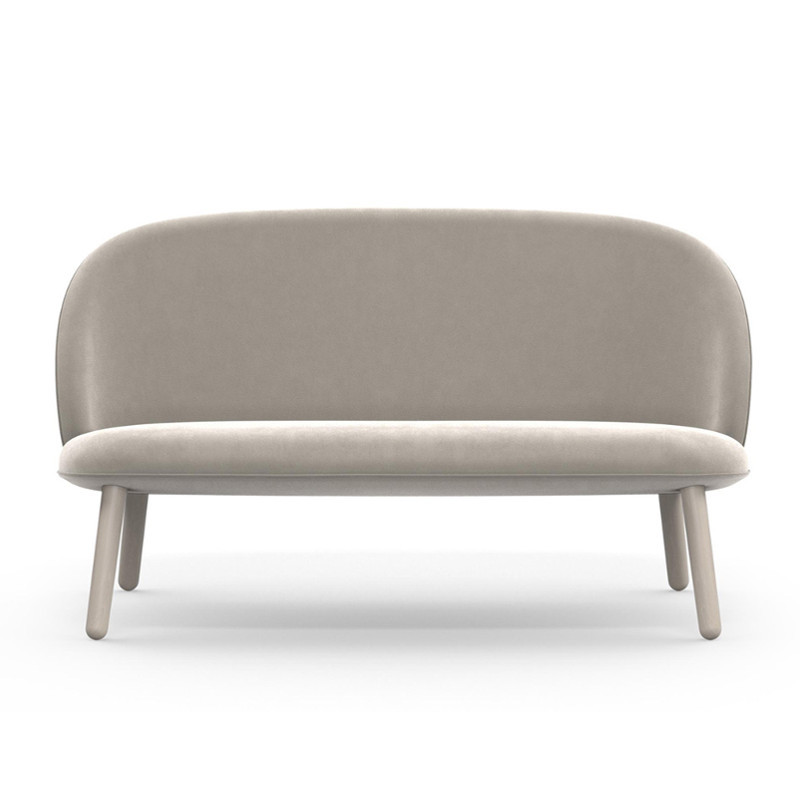 Normann Copenhagen Sofa Ace Beige Velour