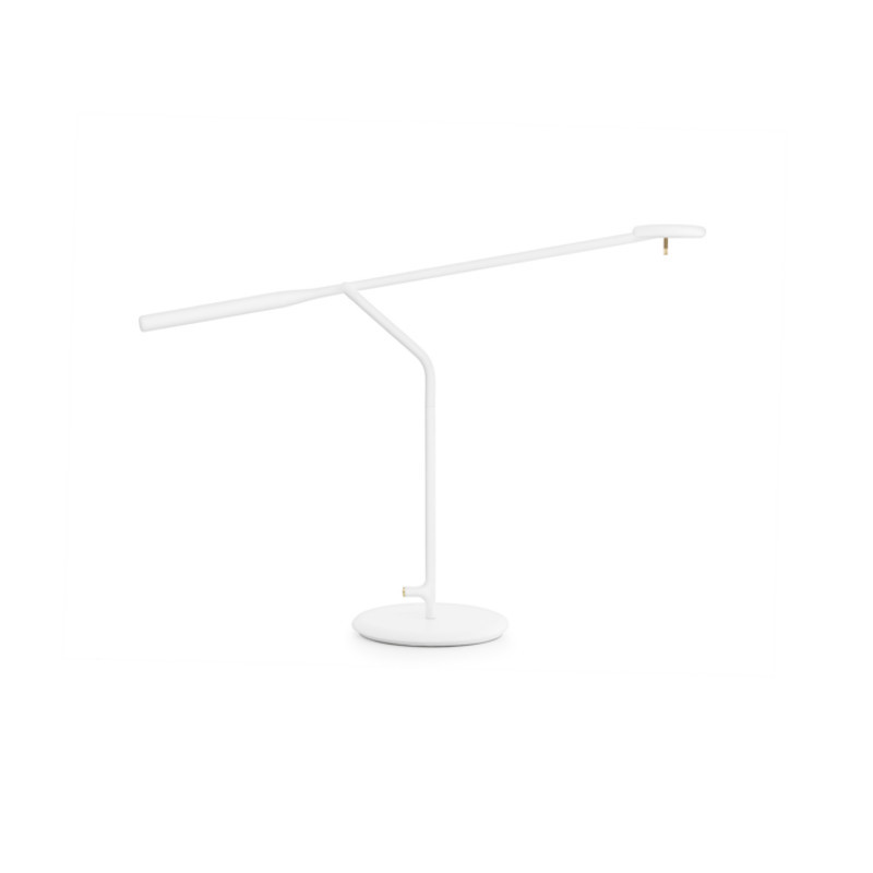 Normann Copenhagen Bordlampe Flow Hvid