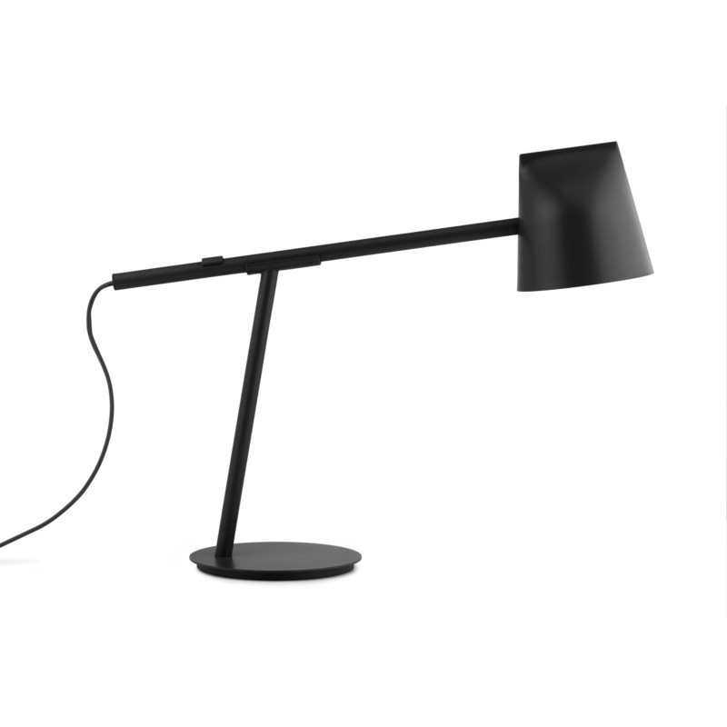 Normann Copenhagen Bordlampe Momento Sort