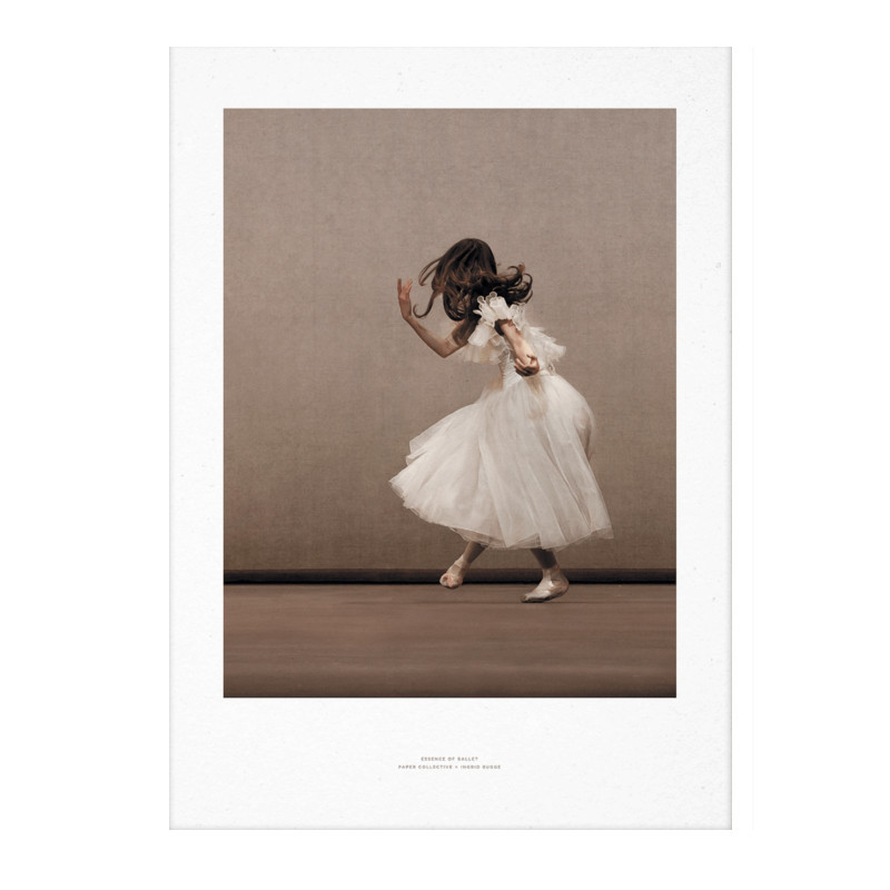 Paper Collective Plakat Essence Of Ballet 02