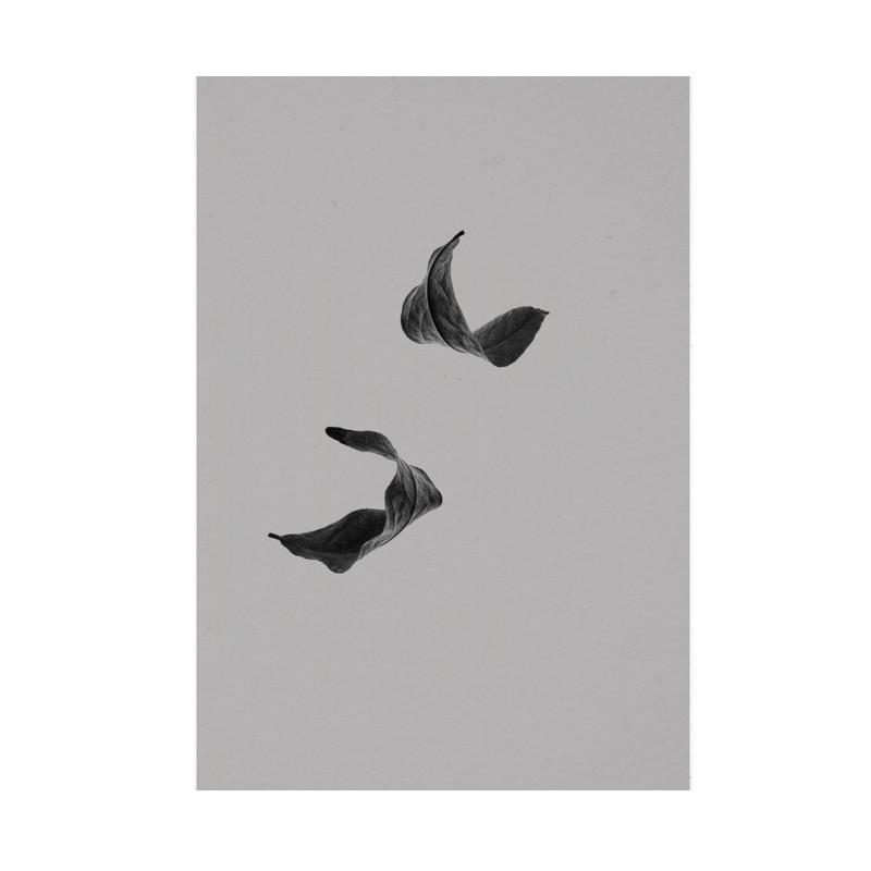 Paper Collective Plakat Sabi Leaf 02