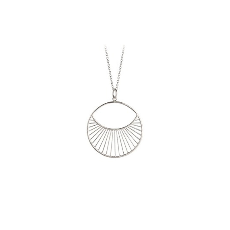 Pernille Corydon Daylight Halskæde Kort Sølv