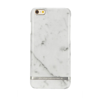 Richmond & Finch 6/6S iPhone - Marble Silver