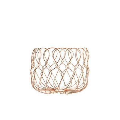 Ro Collection Basket No. 12 Kobber