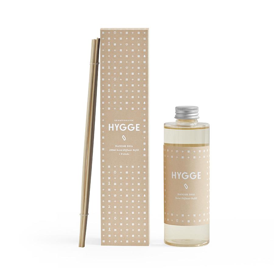 Skandinavisk Duftpinde Refill Hygge 200 ml