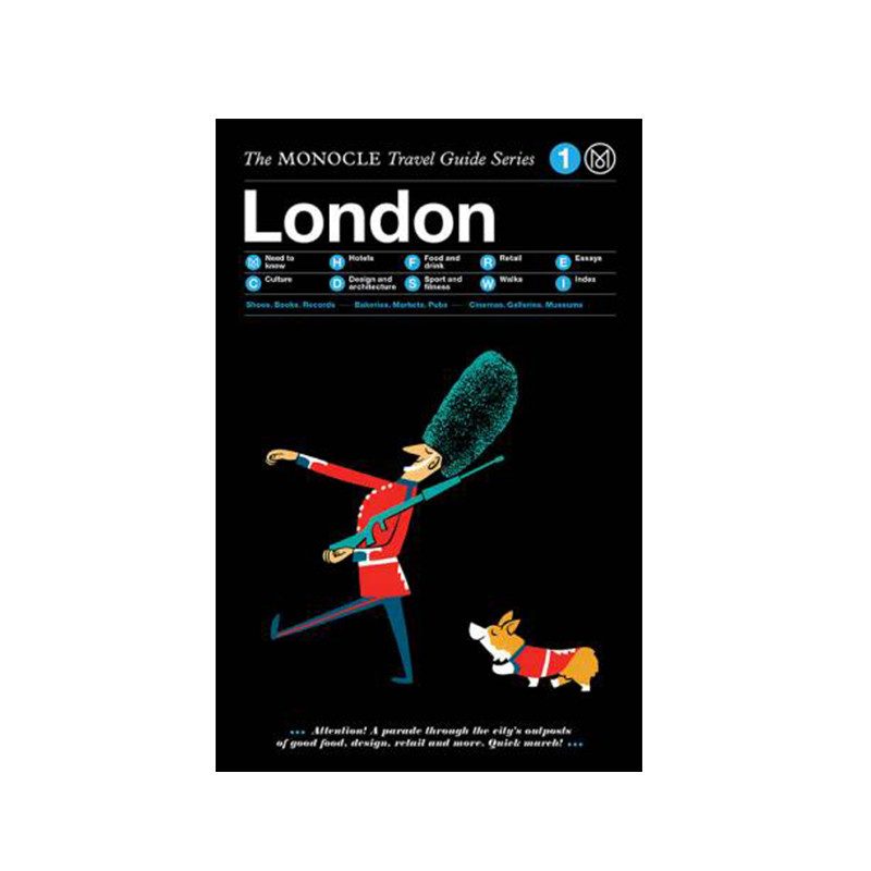 The Monocle Travel Guide Series - London