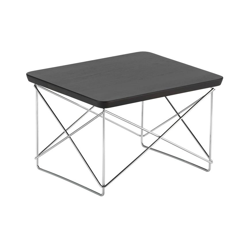 Vitra LTR Occasional Table - Røget eg, Krom Stel