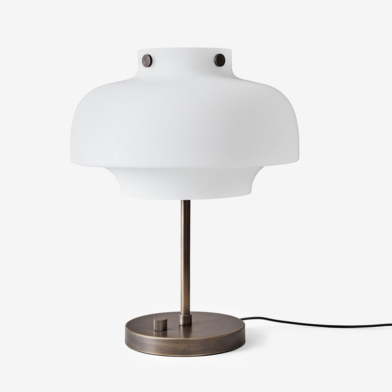 And Tradition Copenhagen Bordlampe SC13, opal