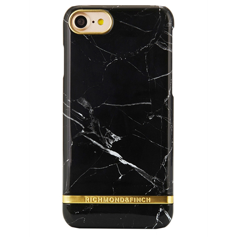 Richmond & Finch 7 iPhone - Black Marble
