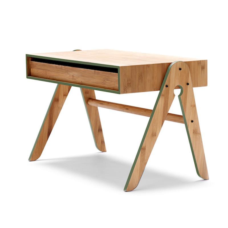 We Do Wood Geo's bord Grøn