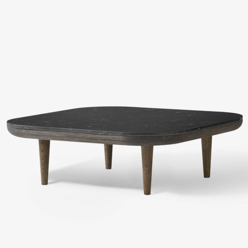 &tradition Fly Table SC4 Sofabord Røget Eg Honed Nero Marquina