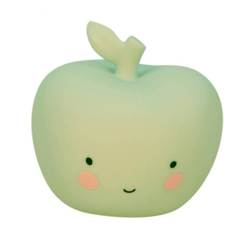 A Little Lovely Company Mini Apple Light Mint