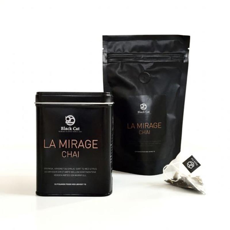 Black Cat Te La Mirage Chai