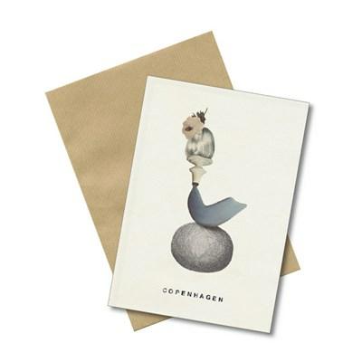 Bob Noon Postkort Copenhagen