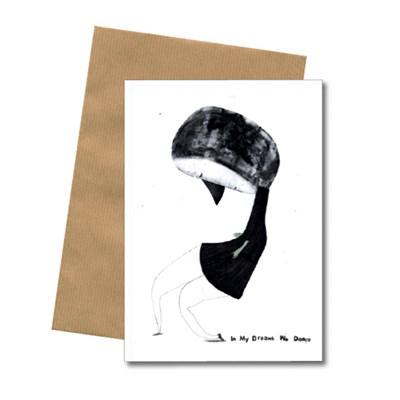 Bob Noon Postkort Dance
