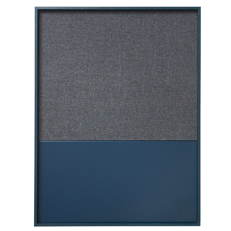 Ferm Living Opslagstavle Frame Pinboard Blå