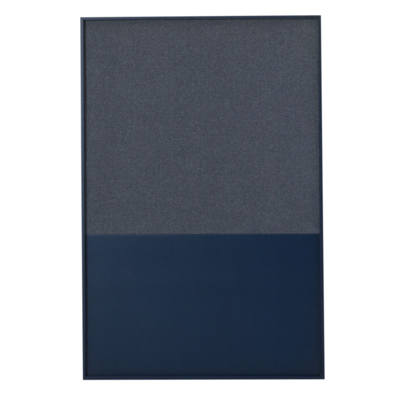 Ferm Living Opslagstavle Frame Pinboard Blå Stor