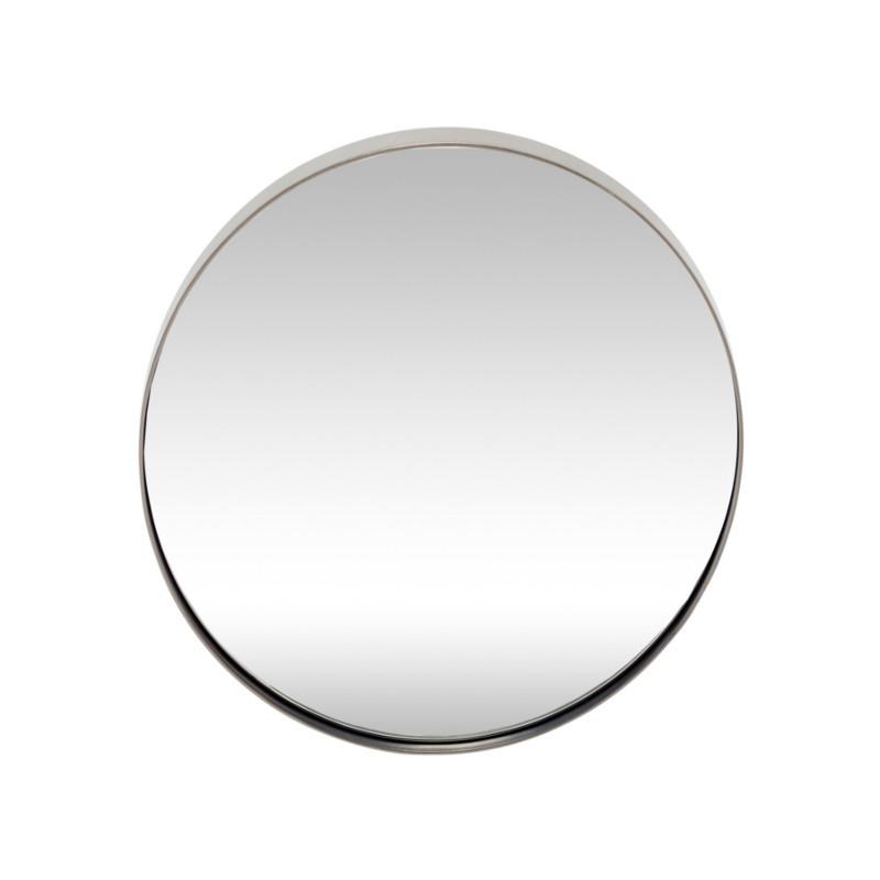 Hübsch Spejl Rund Jern Ø40