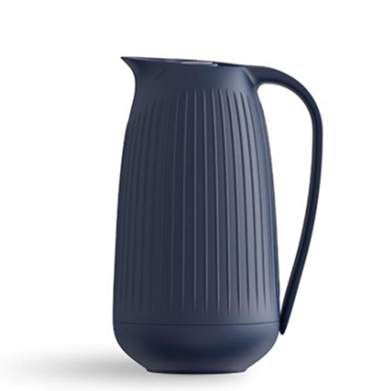 Kähler Hammershøi Termokande blå Indigo