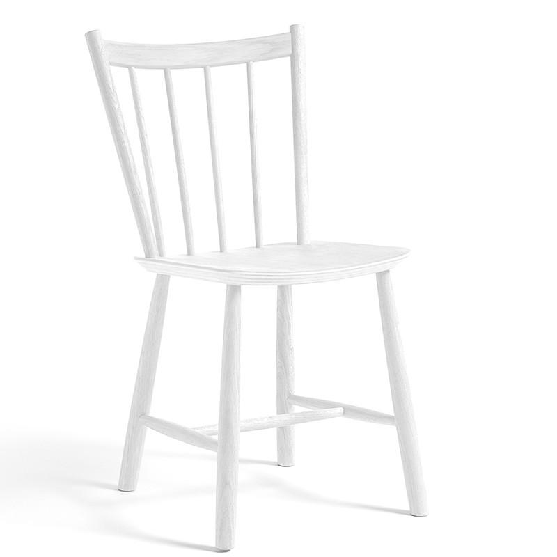 HAY J41 Stol, hvid