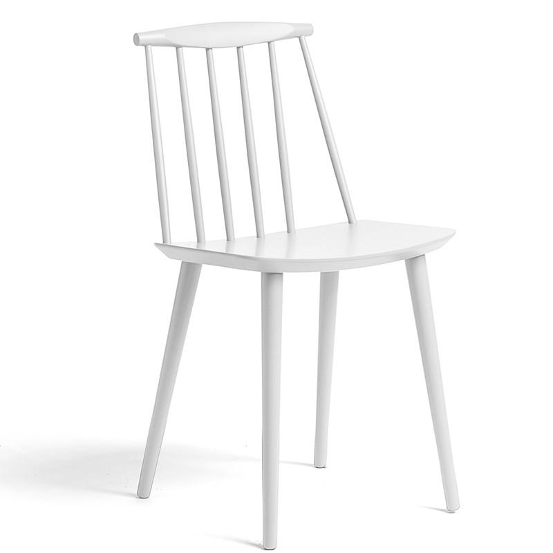 HAY J77 Spisebordsstol Hvid