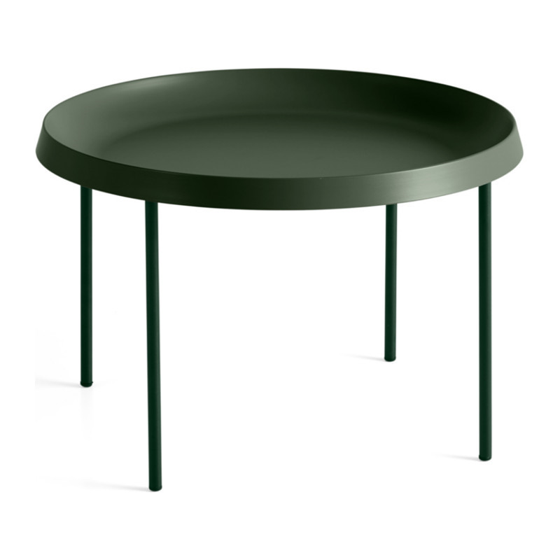 HAY Tulou Coffee Table Matt Green