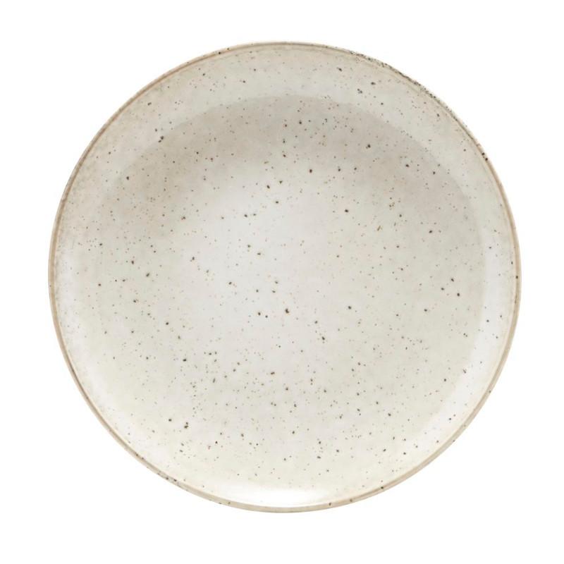 House Doctor Frokosttallerken Lake Grå 21,4 cm